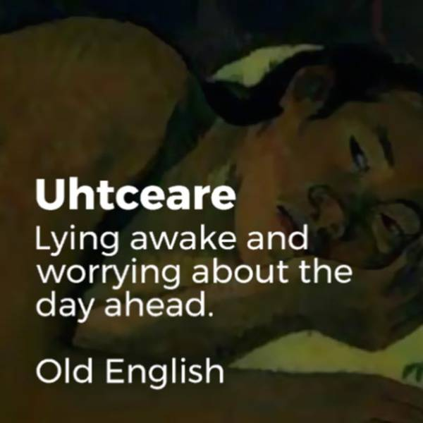 Awesome Old English Words