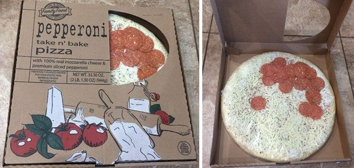 Misleading Packaging