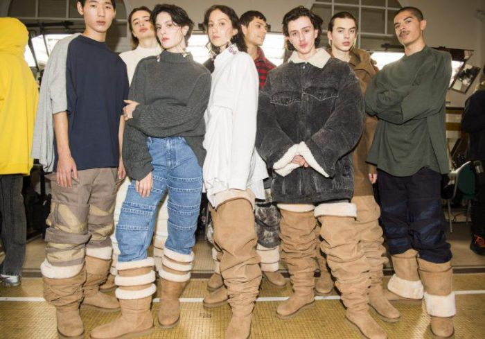 Thigh-High Ugg Boots