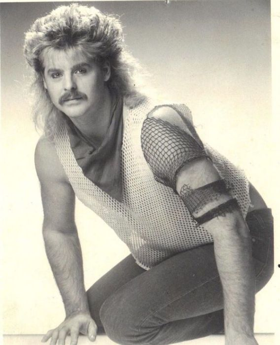 80s Fashion Was Awesome