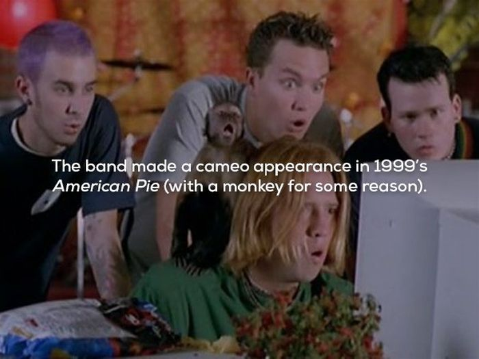 Blink-182 Facts