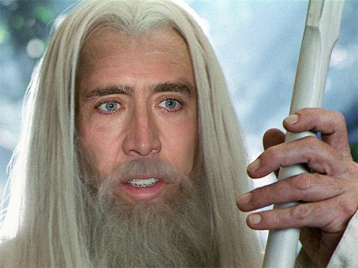 If Nicolas Cage Played Every Role In Hollywood…