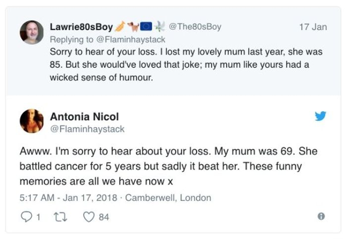 Dying Wife Trolled Her Husband
