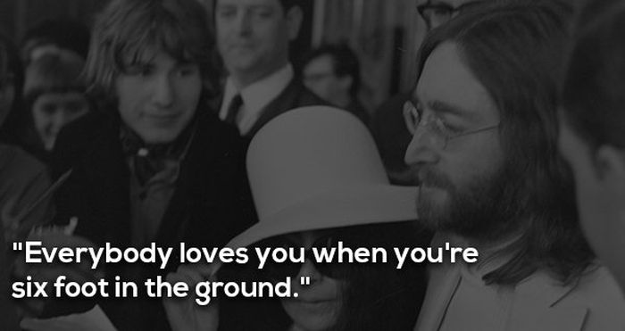 Words To Live By Featuring John Lennon