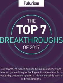 Breakthroughs Of 2017