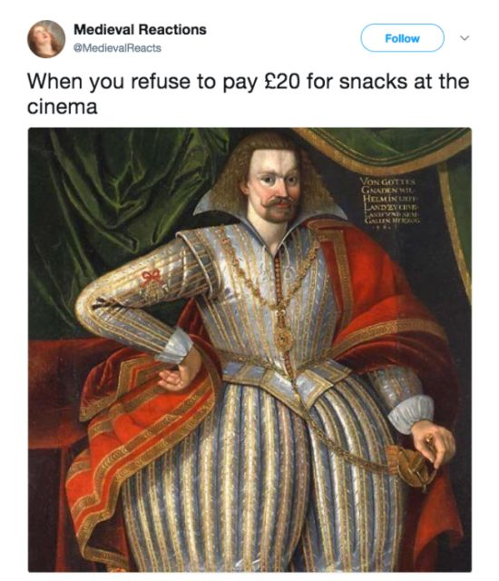 Medieval Memes Fun