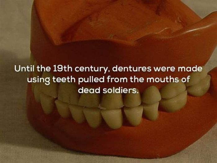 Creepy Facts, part 7
