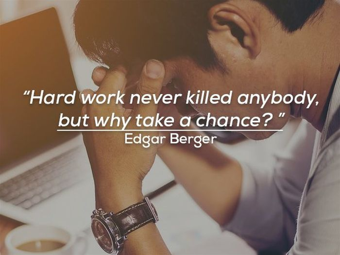 Quotes About Working