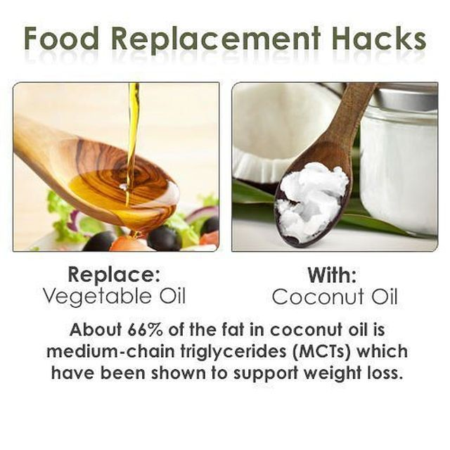 Food Replacements That'll Add Years To Your Life
