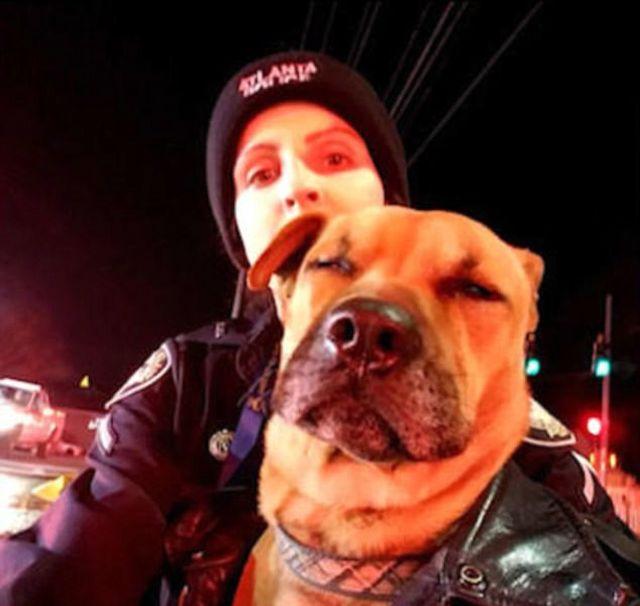 Bodycam Footage Shows Atlanta Police Rescuing Dog
