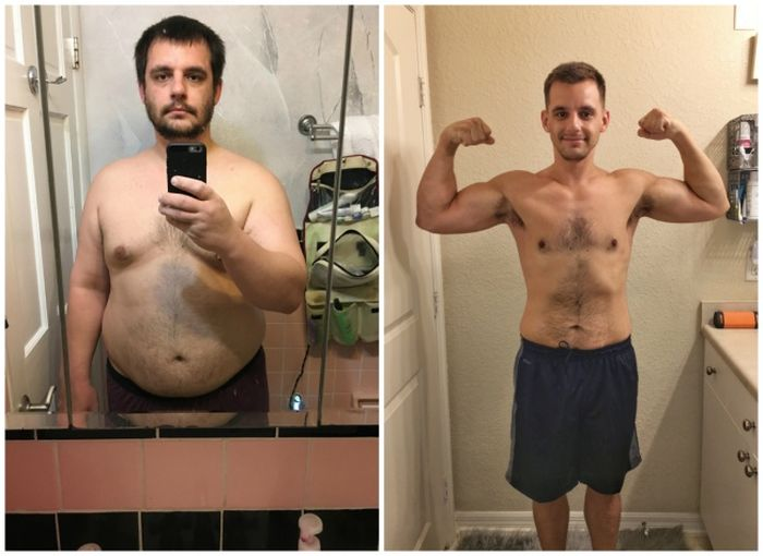 Guys Who Lost Weight