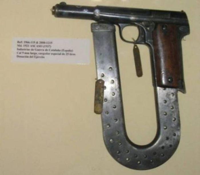 Very Rare Guns