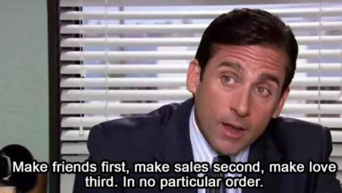 Funny Michael Scott Dating Moments And Advice From The Office