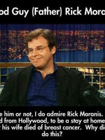 Good Guy Rick Moranis
