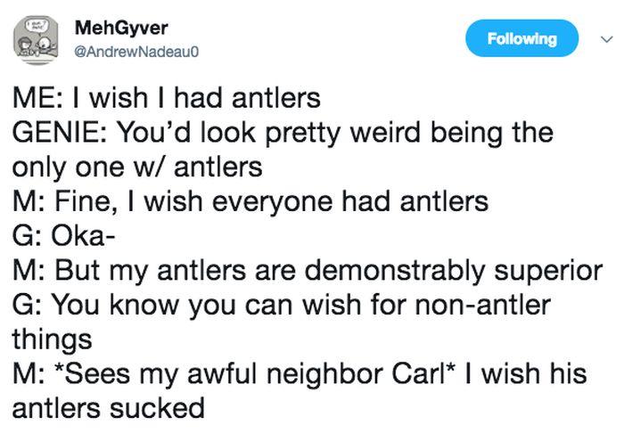 Funny Tweets, part 6