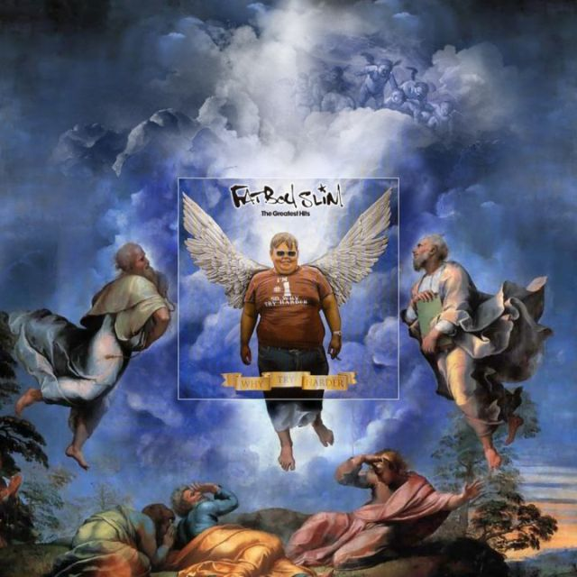 What Lies Beyond Famous Album Covers