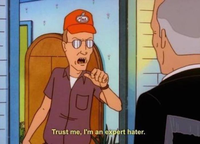 Dale Gribble Is Awesome