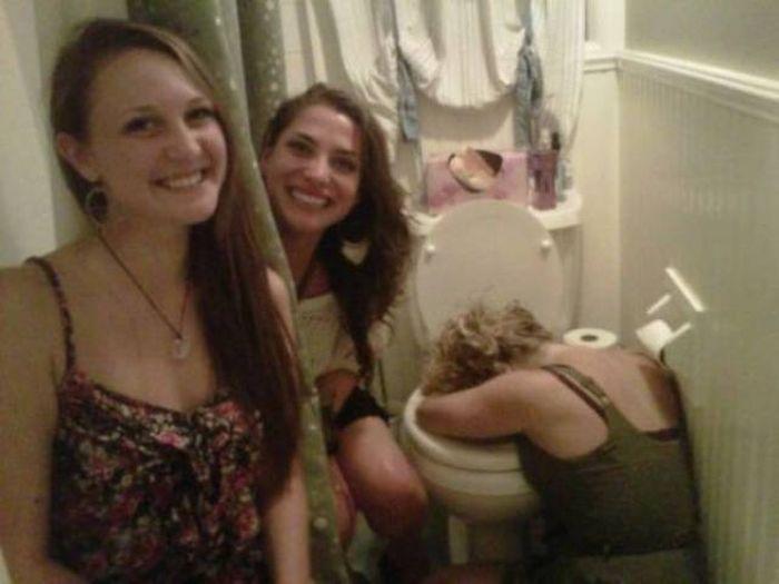 When People Get Drunk
