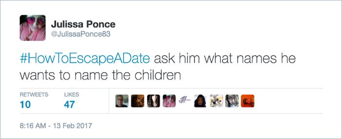 Hilarious Ways To Escape a Bad Date
