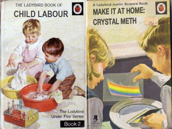 Parodies of Classic Children's Books