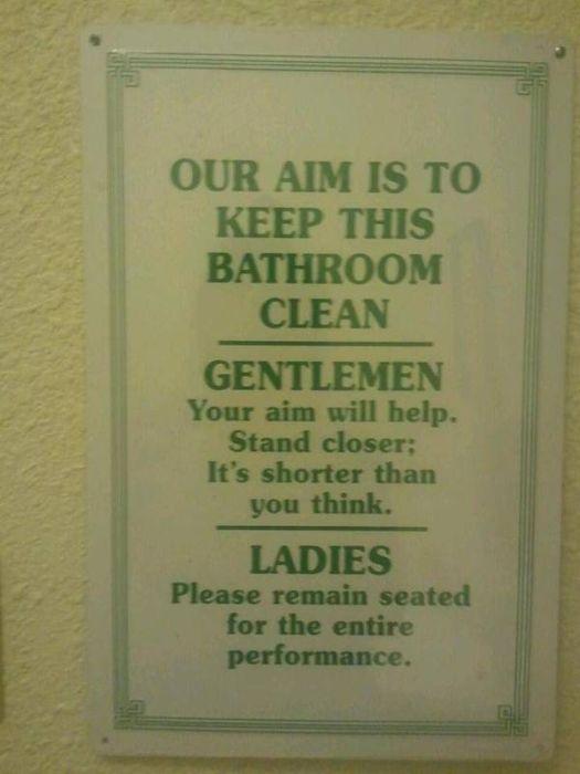Toilet Humor
