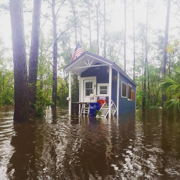 One Guy Has Built Himself A House Instead Of The Dorm