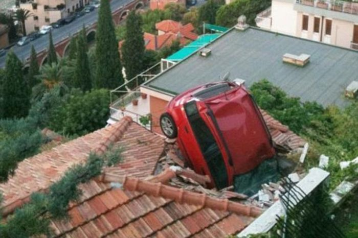 Strange Car Accidents, part 3