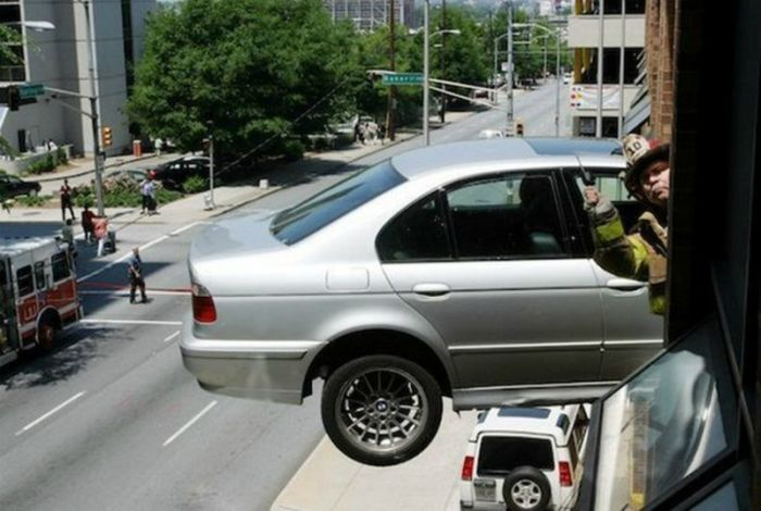 Strange Car Accidents, part 3