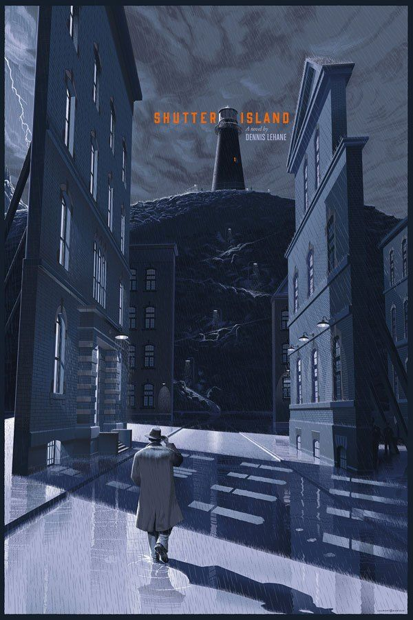 The Retro Futuristic Movie Posters of Laurent Durieux