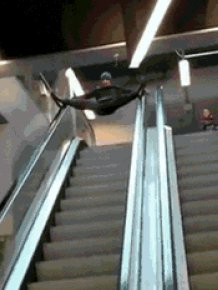 Fun With Escalators