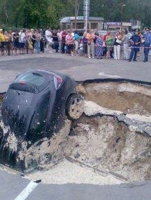 Roads In Russia