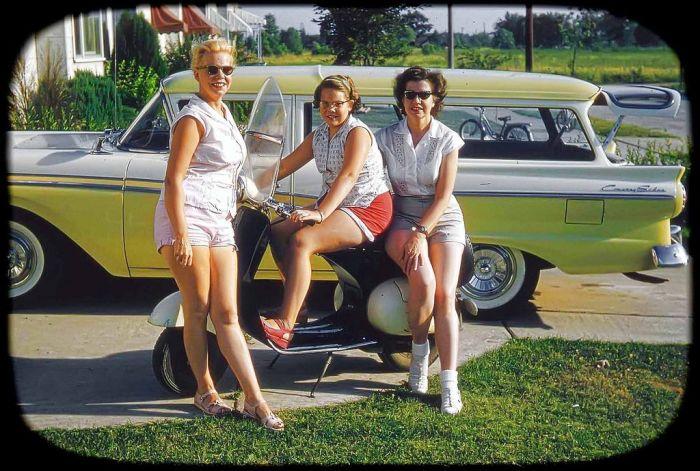 America's 50's In Color