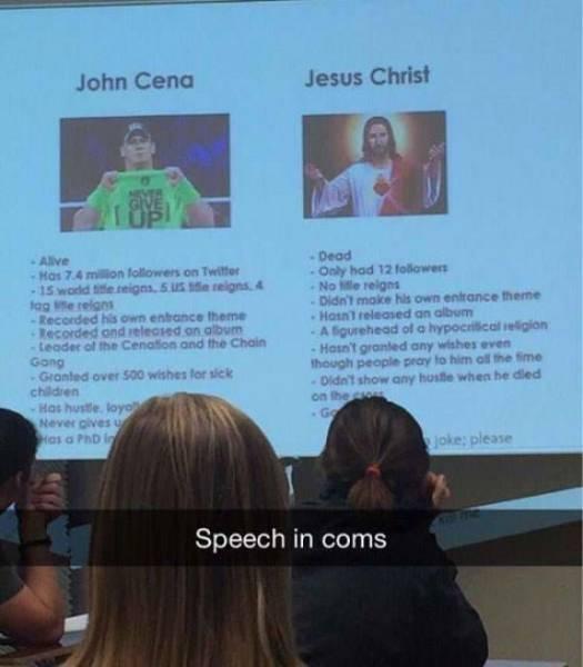 Cool Class Presentations