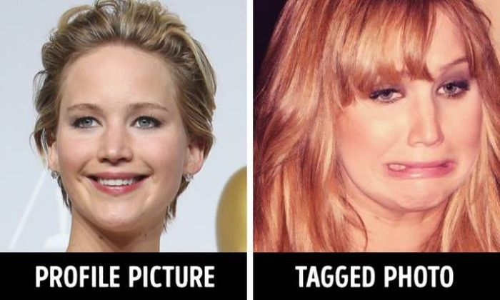 Celebrities Are Not Always Perfect
