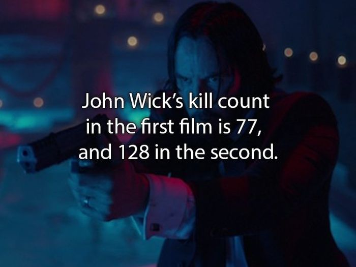 John Wick Movie Facts