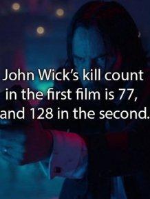 John Wick Movie Facts