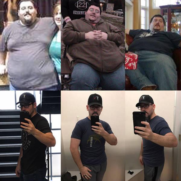 People Who Got Back In Shape