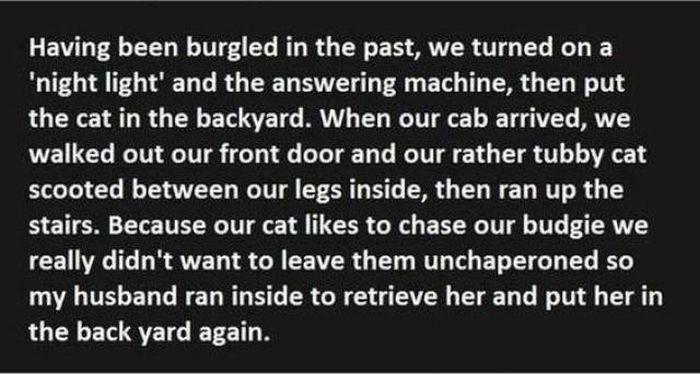 How A Couple Terrified A Cab Driver