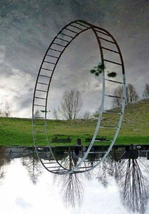 Real-Life Optical Illusions