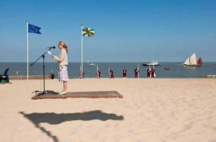 Real-Life Optical Illusions