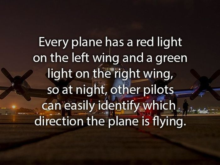 Facts About Flying