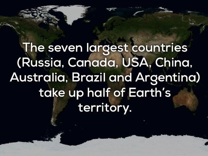 Facts About Our Planet