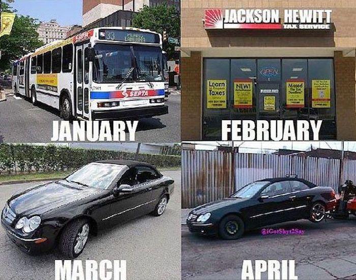 Memes About Tax Season | Fun