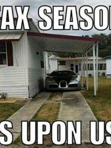 Memes About Tax Season