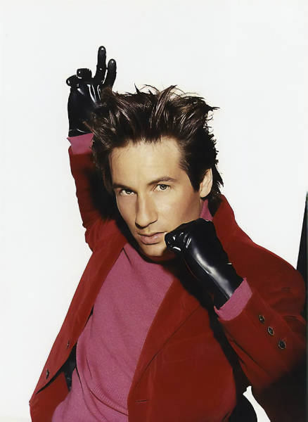 """This """"X-Files"""" Photoshoot By David LaChapelle"""