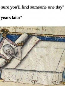 Renaissance Memes That Describe Dating Life