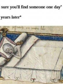 Renaissance Memes That Describe Dating Life