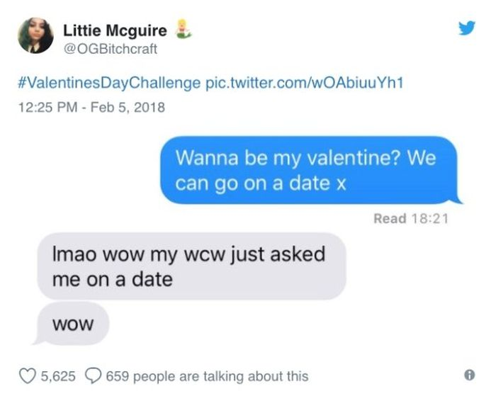 What Happens When Women Asked Out Their Crushes For Valentine's Day