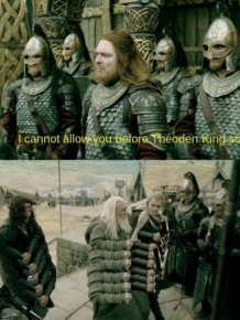 Lord of the Rings Memes