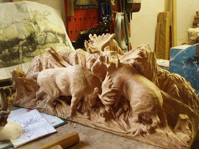 Amazing Wood Carving